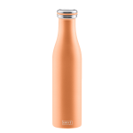 Bouteille isotherme 0,75 l orange perle LURCH