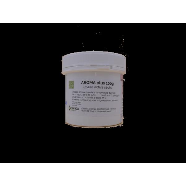 AROMA PLUS 100 g - Levure sèche Schliessmann