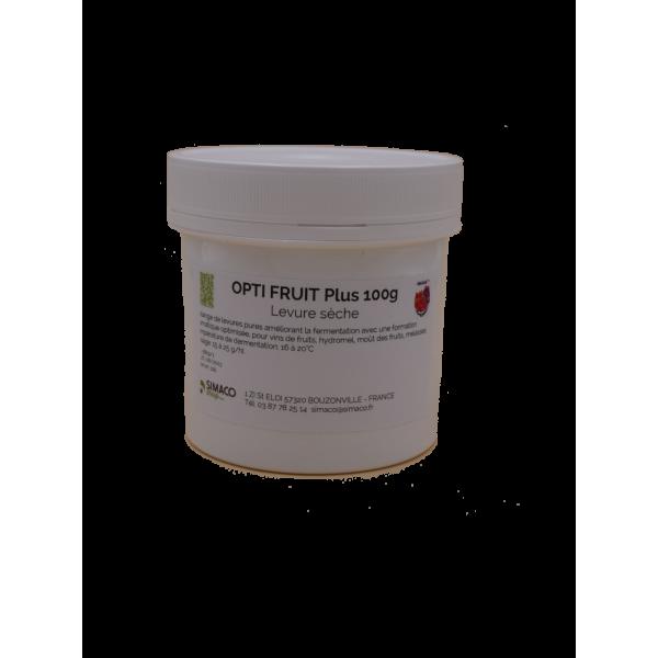 OPTI FRUIT Plus 100 g - Levure sèche révélateur d'arômes Schliessmann