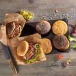 Moule à Burgers Silicone Platinium - Lurch 85081