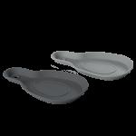 Lot de 2 repose-cuillère en silicone - 070263 - LURCH