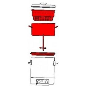 Kit Extracteur de jus Grande Capacité - Kombiset