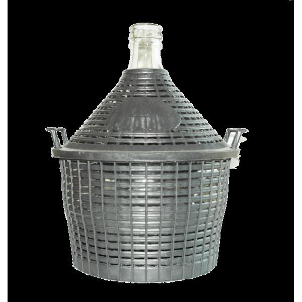 Bonbonne en verre 10 litres