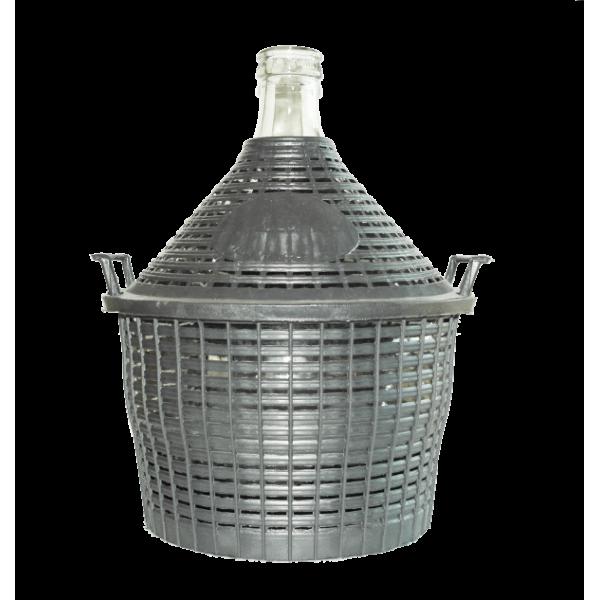 Bonbonne en verre 15 litres