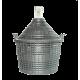 Bonbonne en verre 50 litres