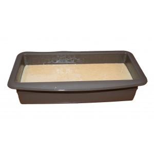 Moule à Cake Silicone Platinium - LURCH