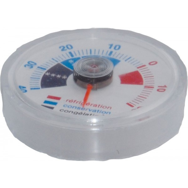 Thermometer for freezer